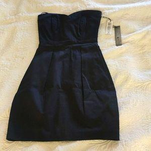 Aritzia strapless dress